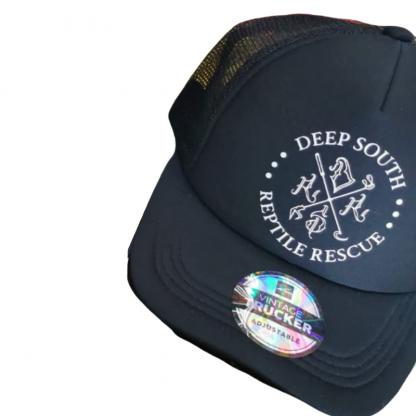DSRR trucker cap black
